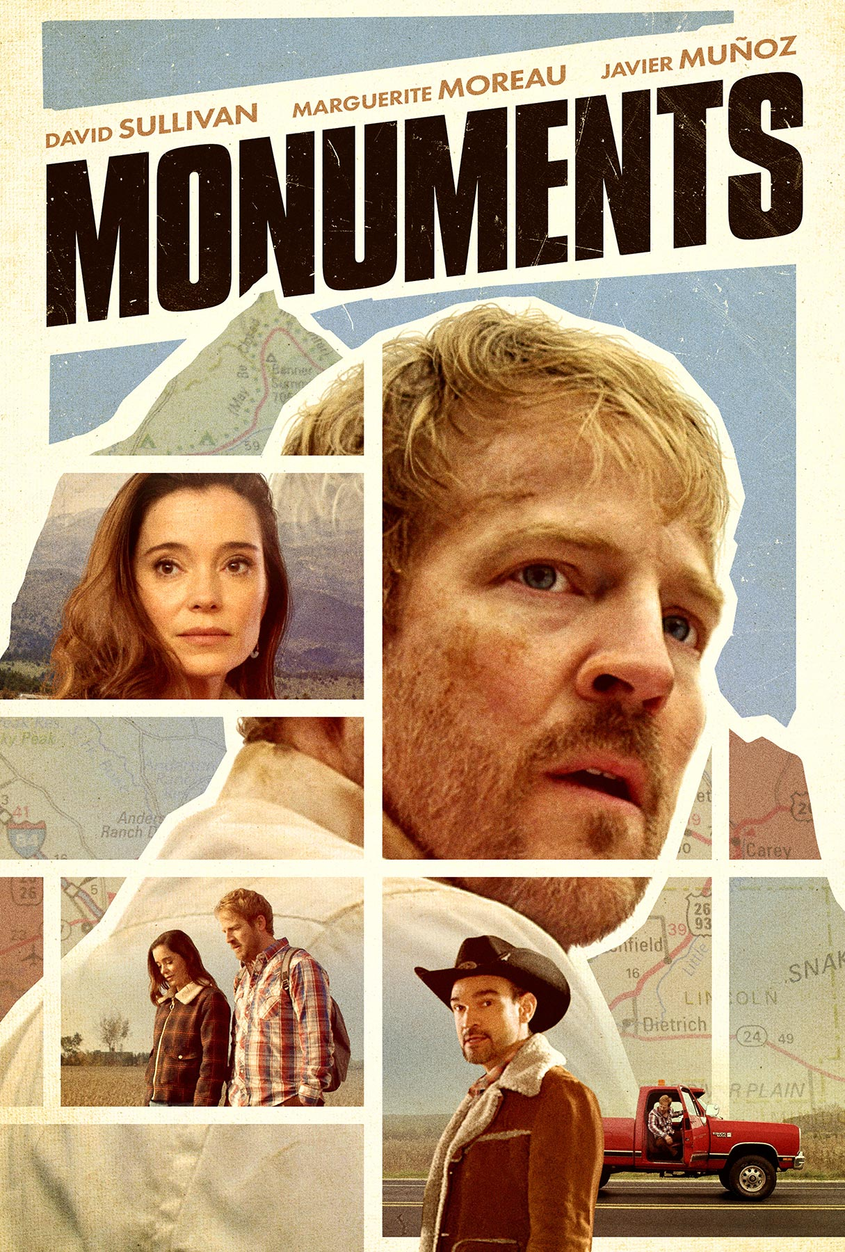 Poster for Monuments