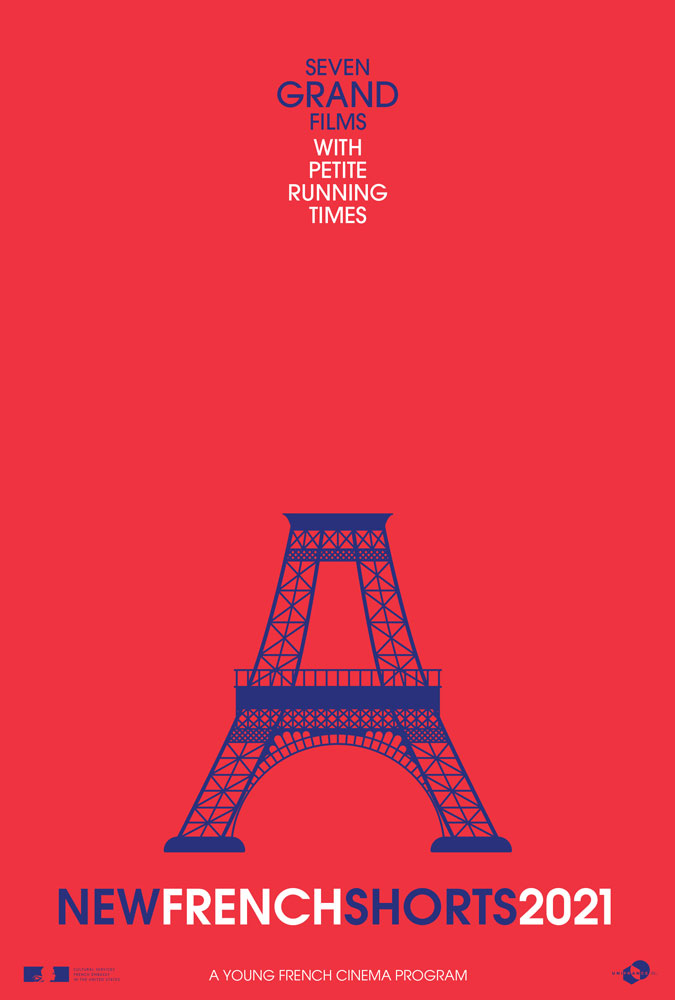 Poster for New French Shorts
