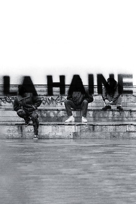 Poster for La Haine