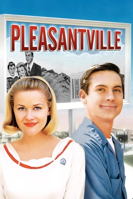 Poster for Pleasantville