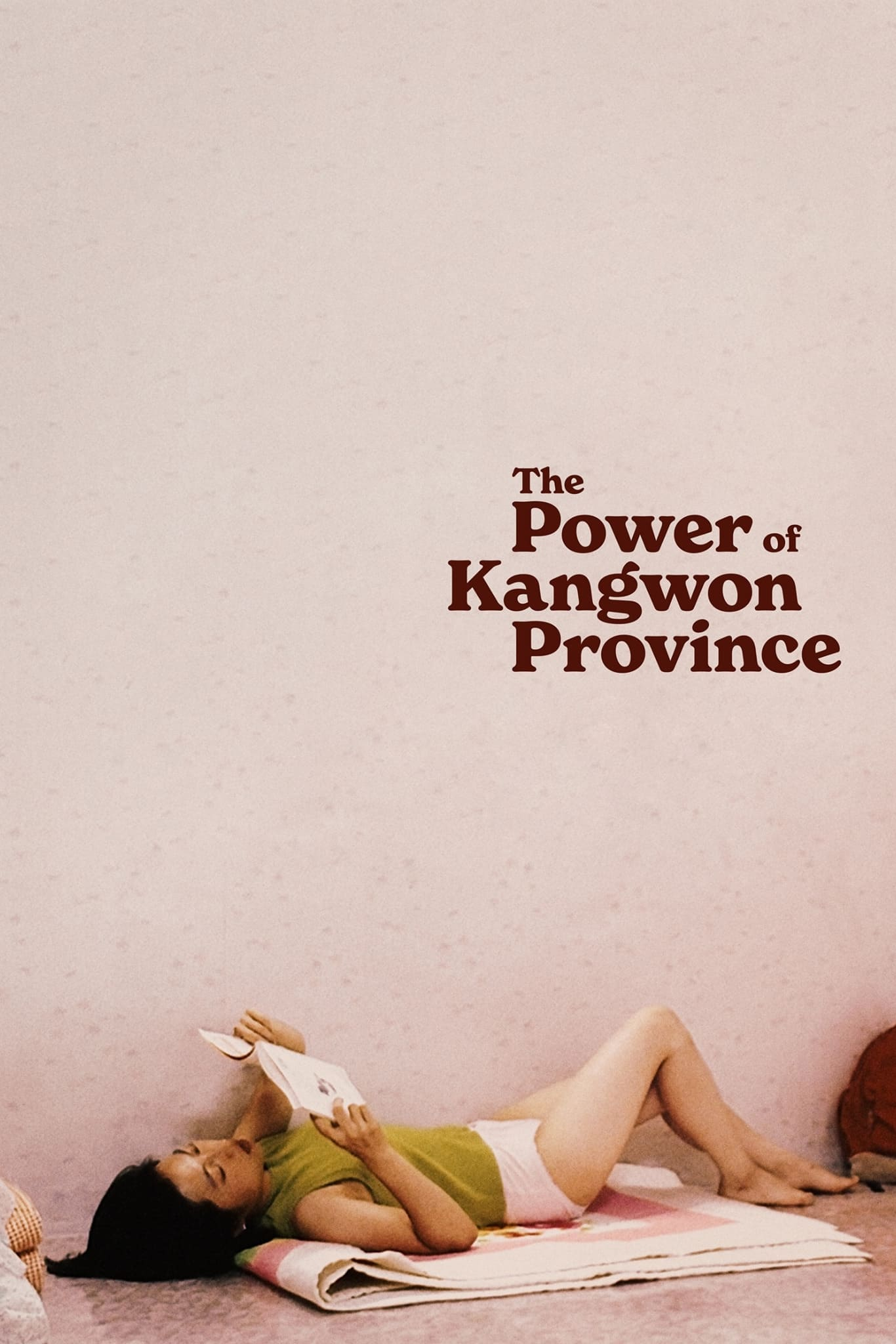 Poster for The Power of Kangwon Province