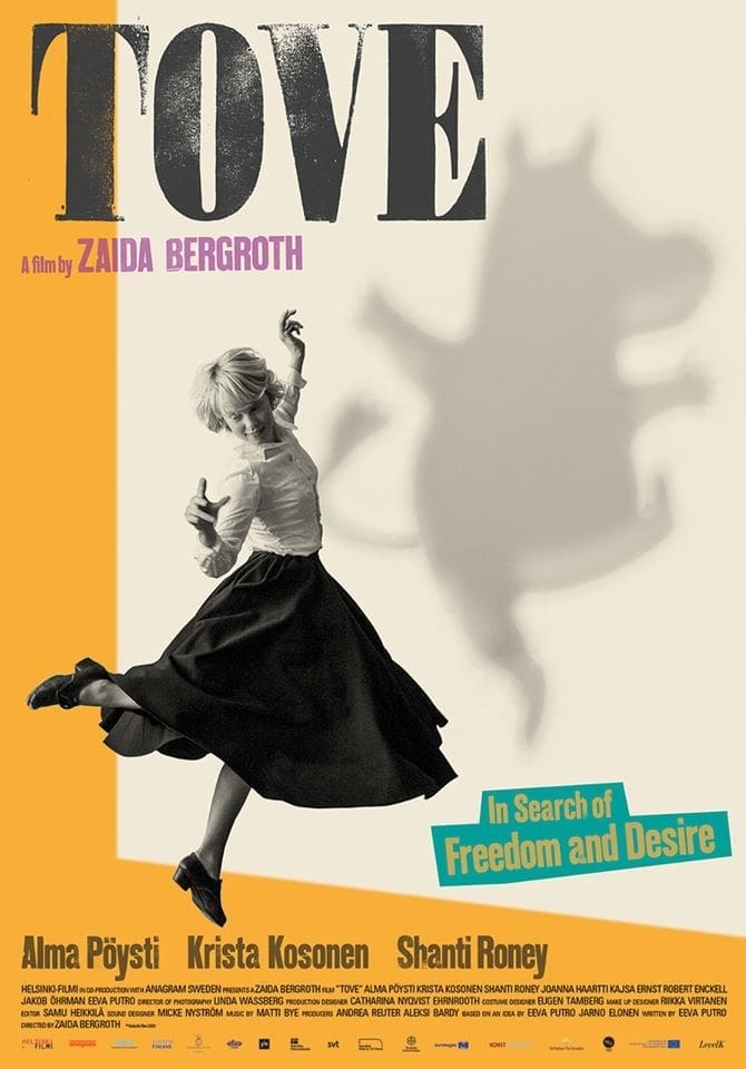 Poster for Tove