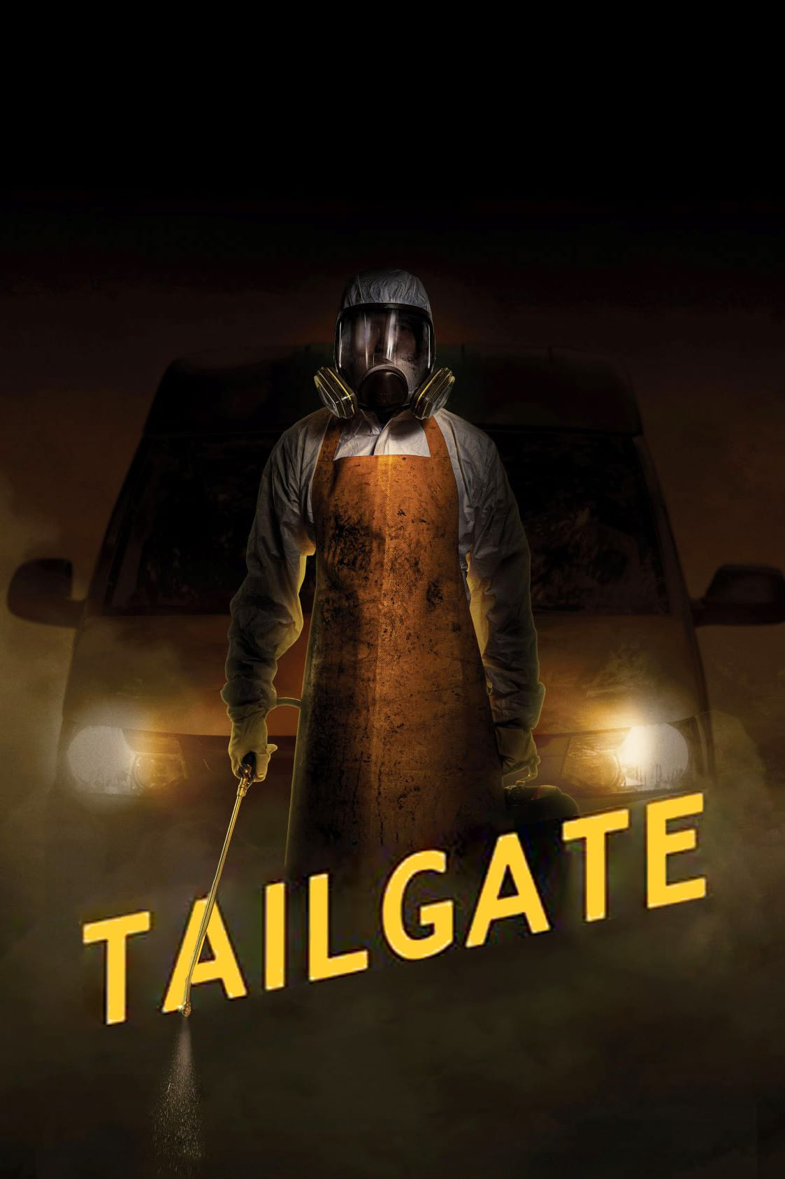 Poster for Tailgate