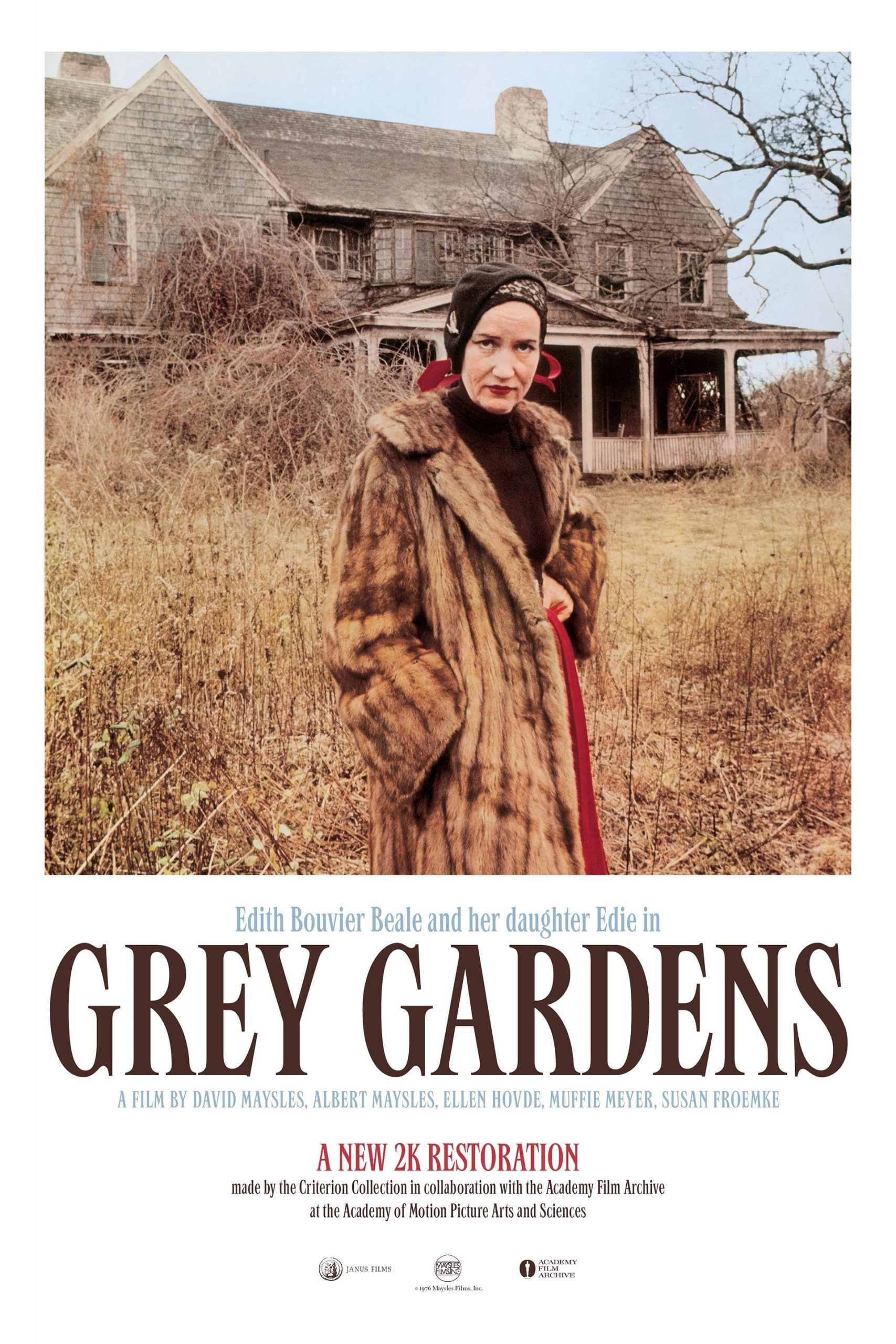 Poster for Grey Gardens