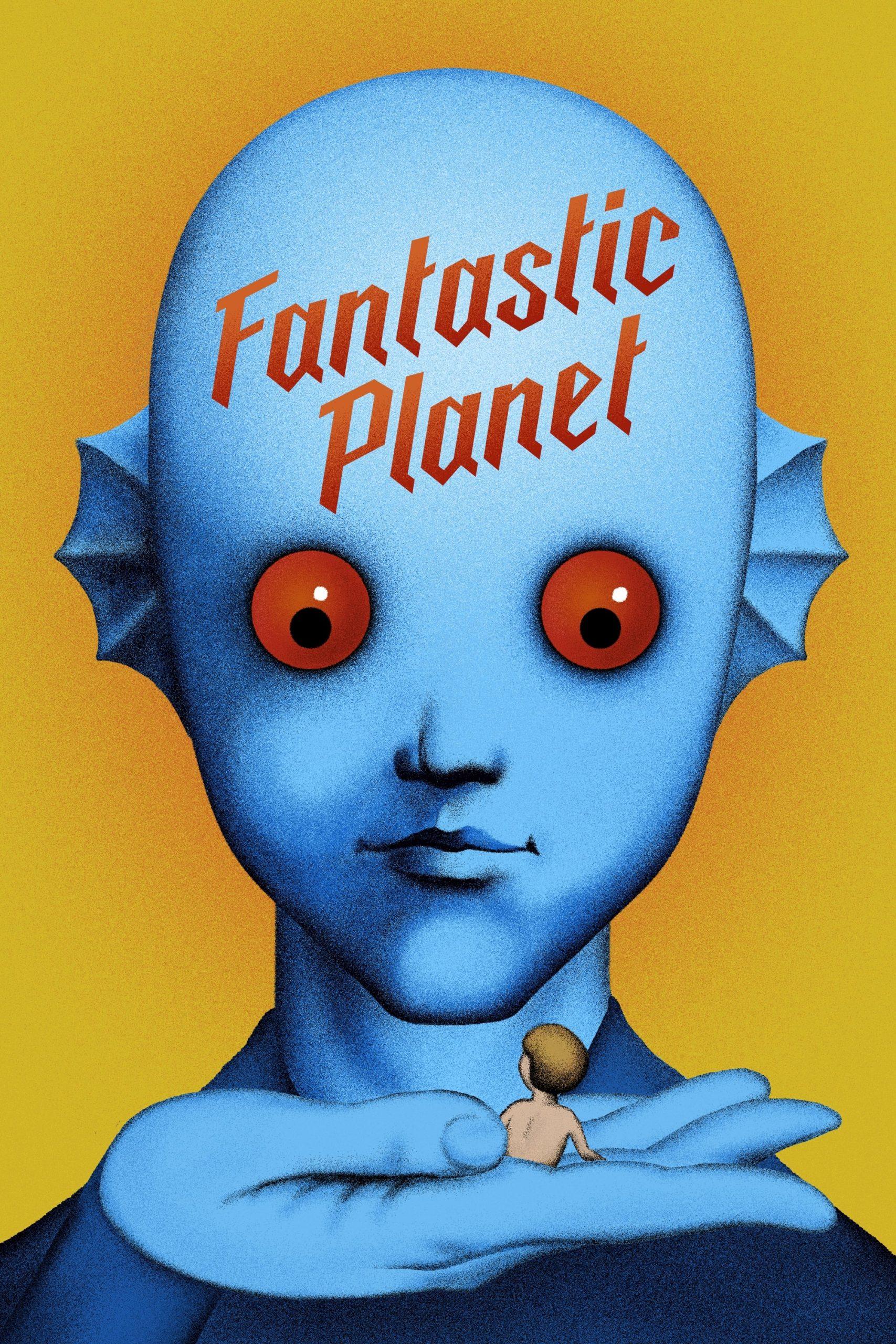 Poster for Fantastic Planet