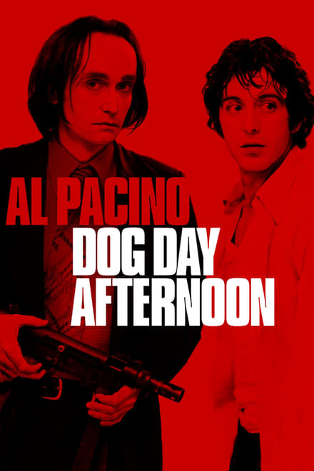 Poster for Dog Day Afternoon