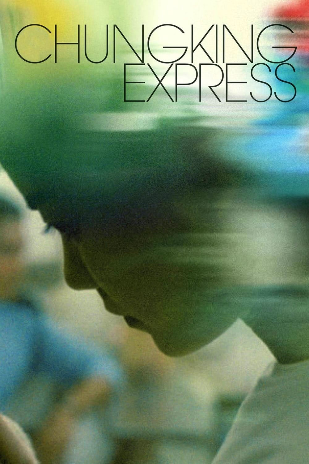 Poster for Chungking Express