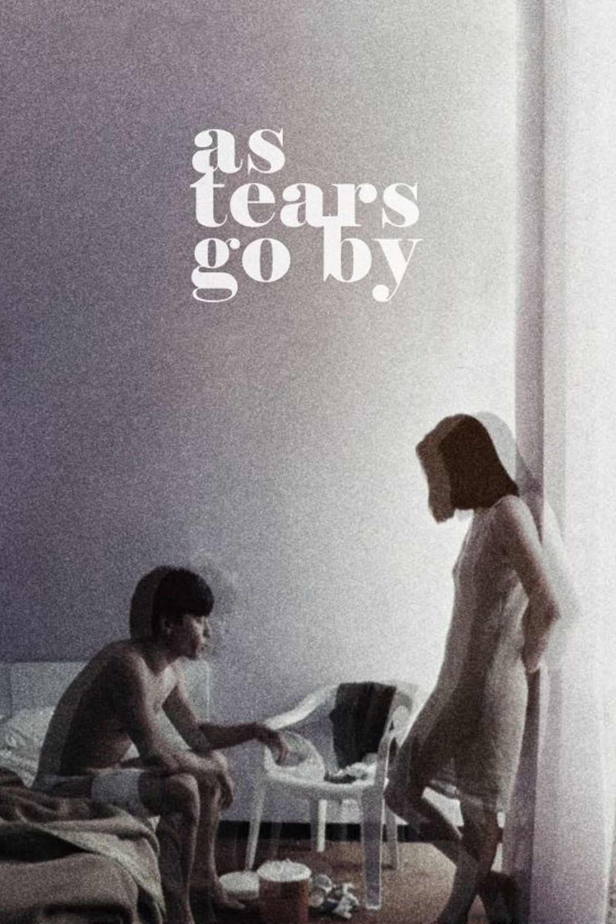 Poster for As Tears Go By