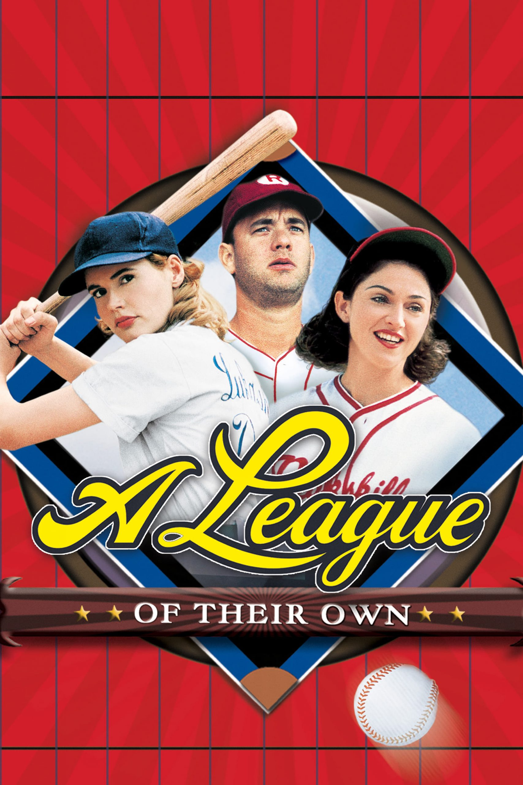 Poster for A League of Their Own