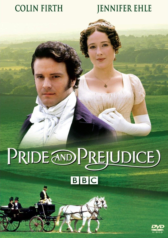 Poster for Pride & Prejudice (1995)