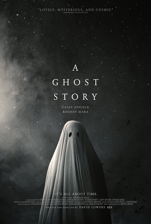 Poster for A Ghost Story