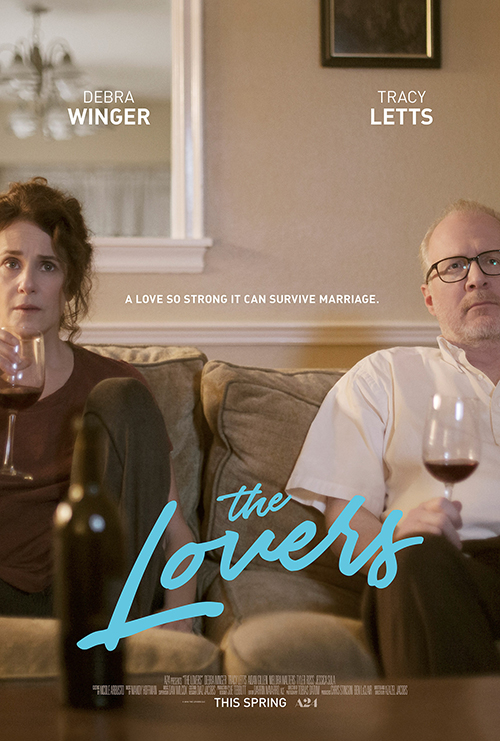Poster for The Lovers
