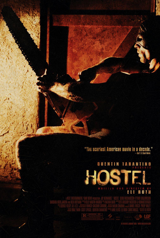 Poster for Hostel