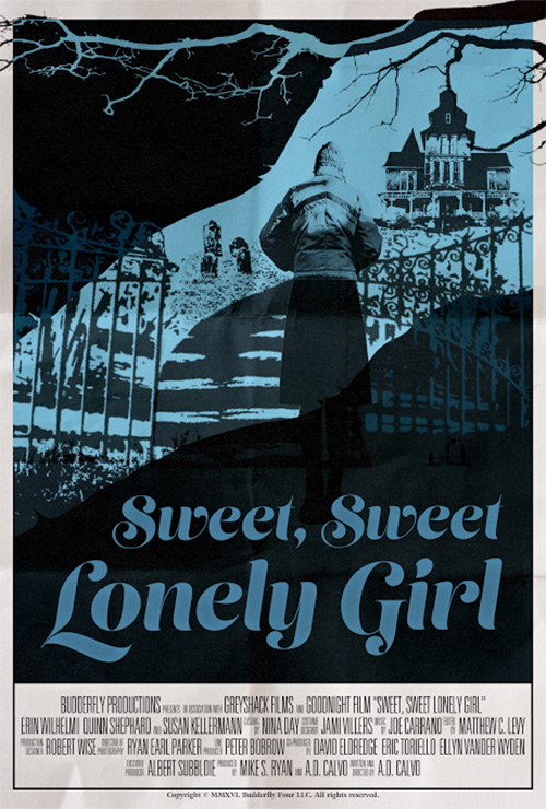Poster for SWEET SWEET LONELY GIRL