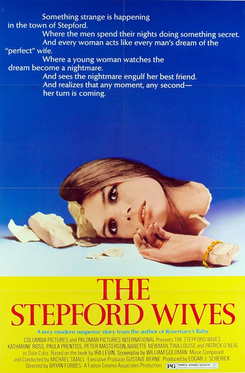Poster for The Stepford Wives (1975)
