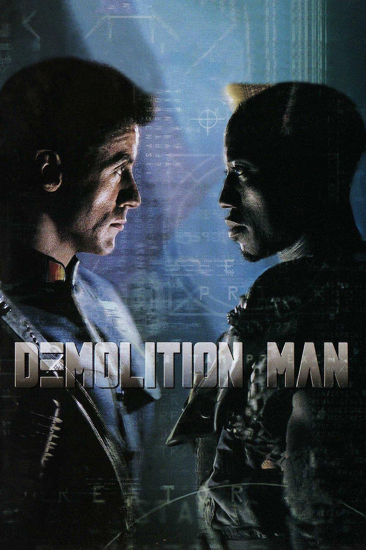 Poster for Demolition Man