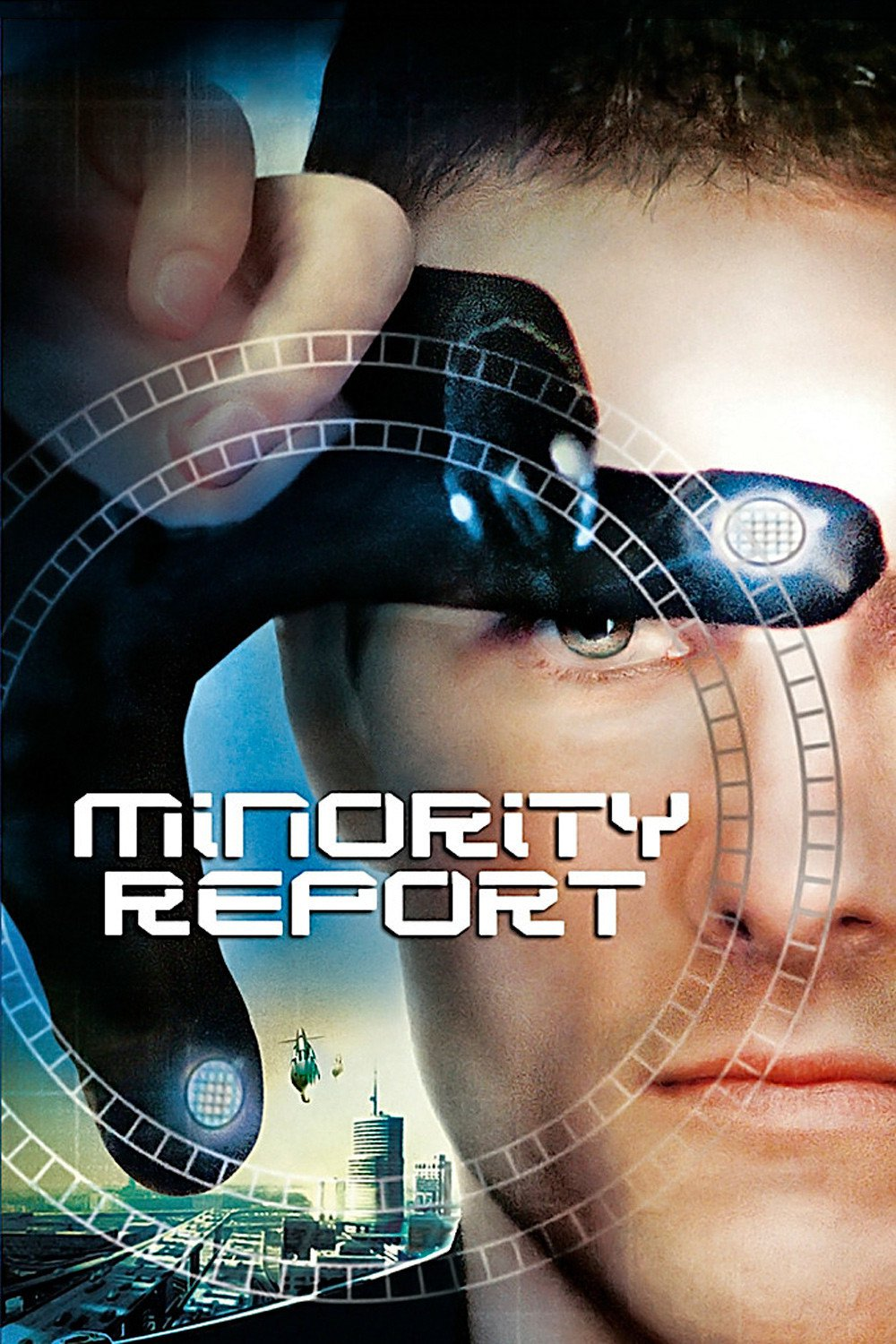 Poster for Minority Report
