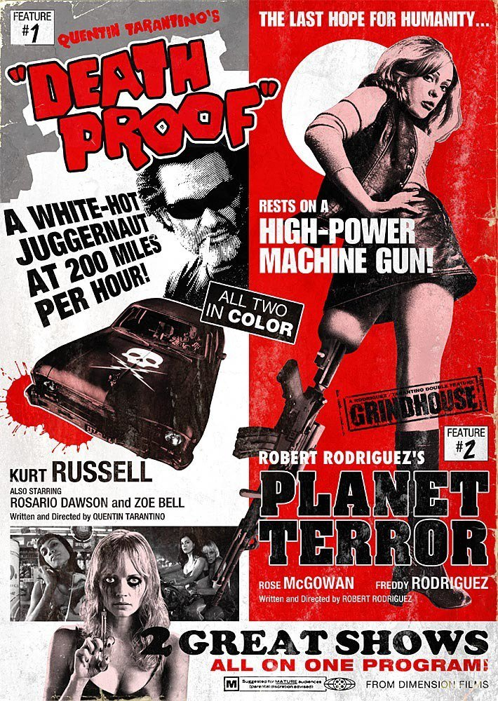 Poster for Grindhouse
