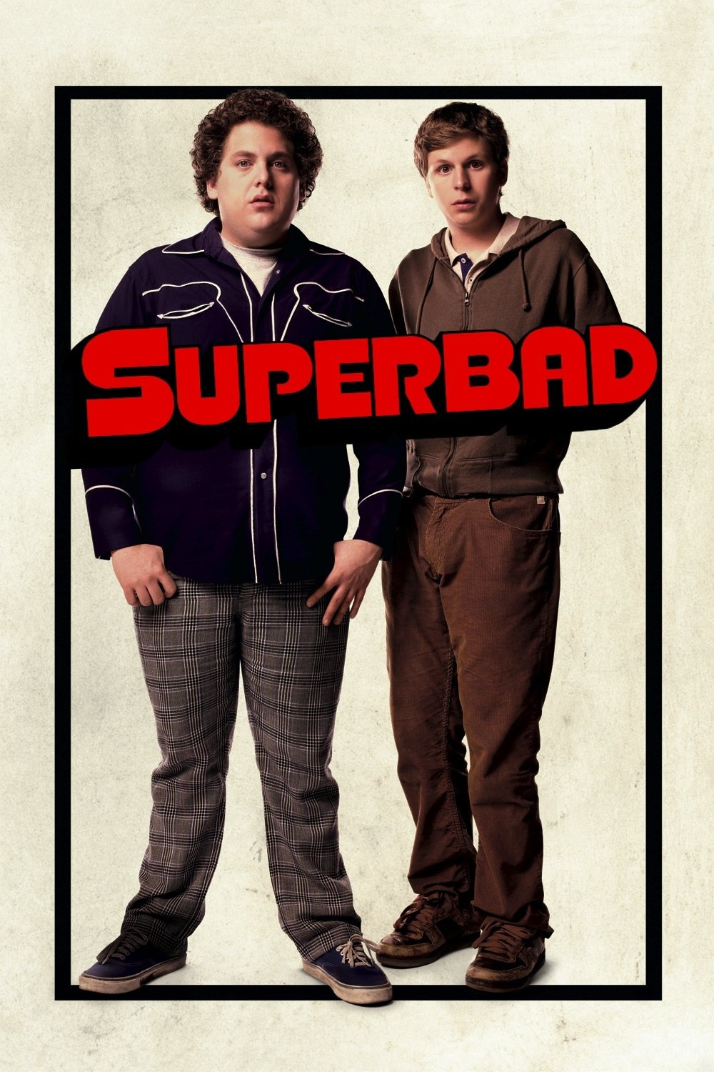 Poster for Superbad