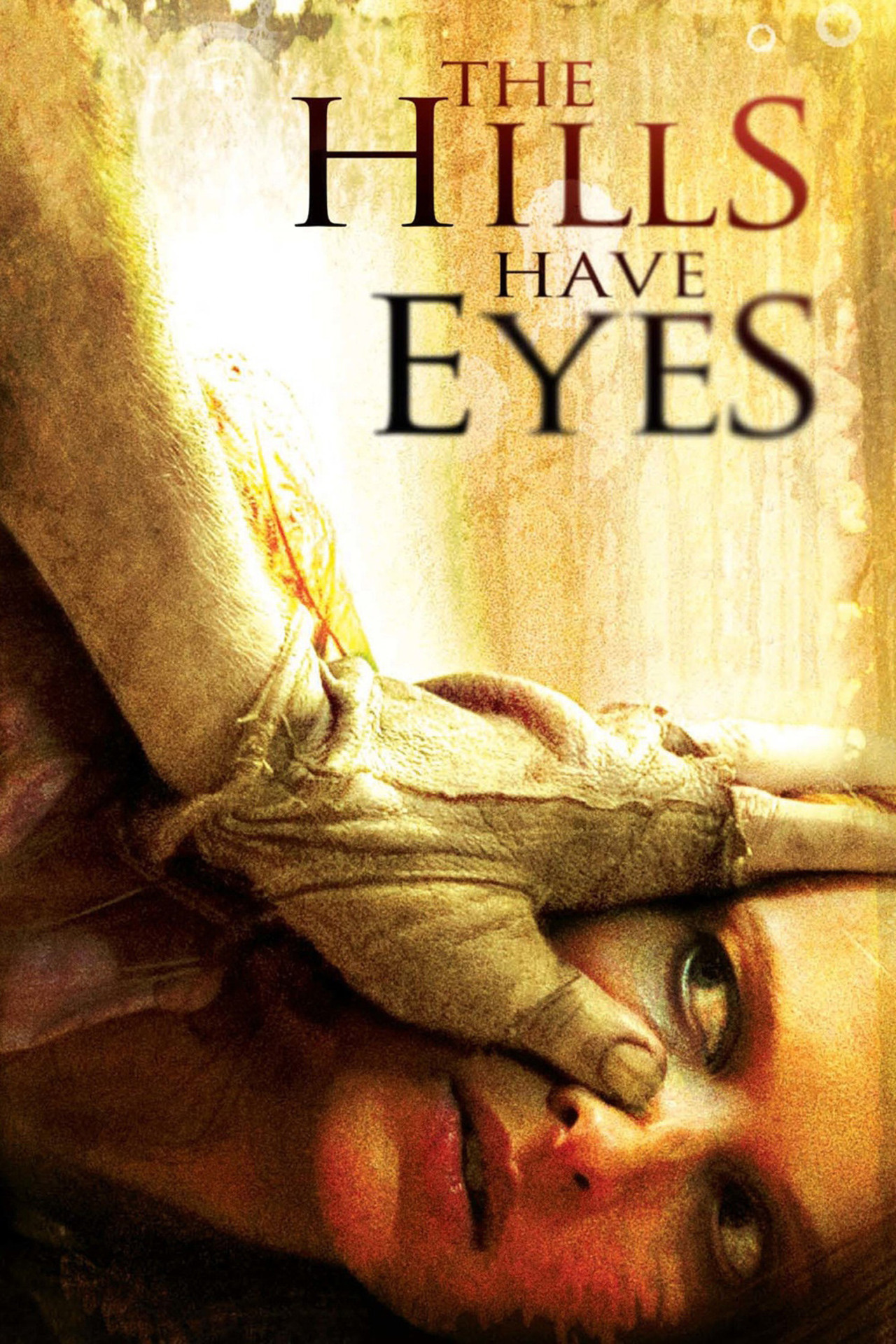 Poster for The Hills Have Eyes (2006)