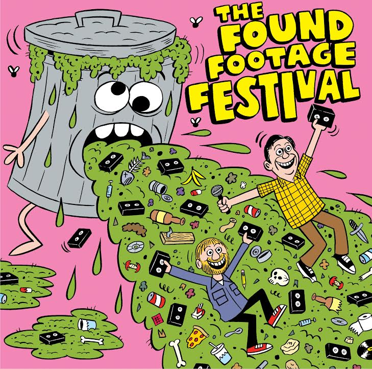 Poster for Found Footage Festival: Cherished Gems