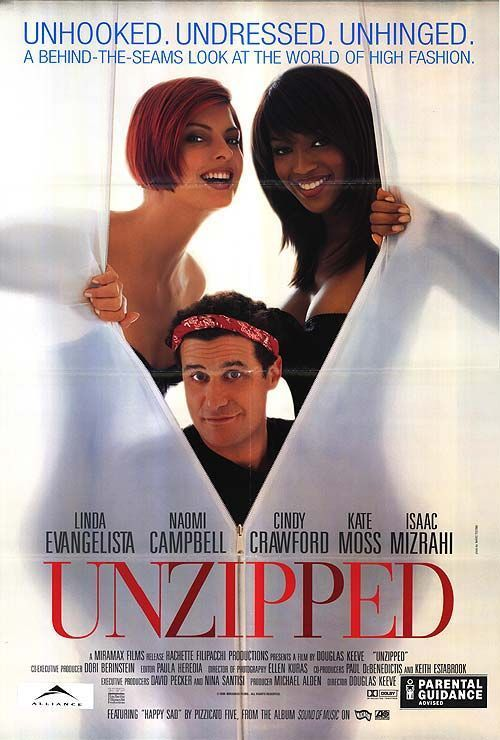Poster for Unzipped