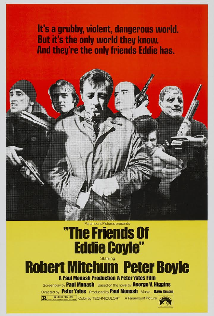 Poster for The Friends of Eddie Coyle