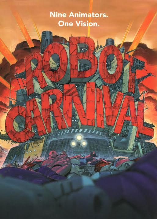 Poster for Robot Carnival