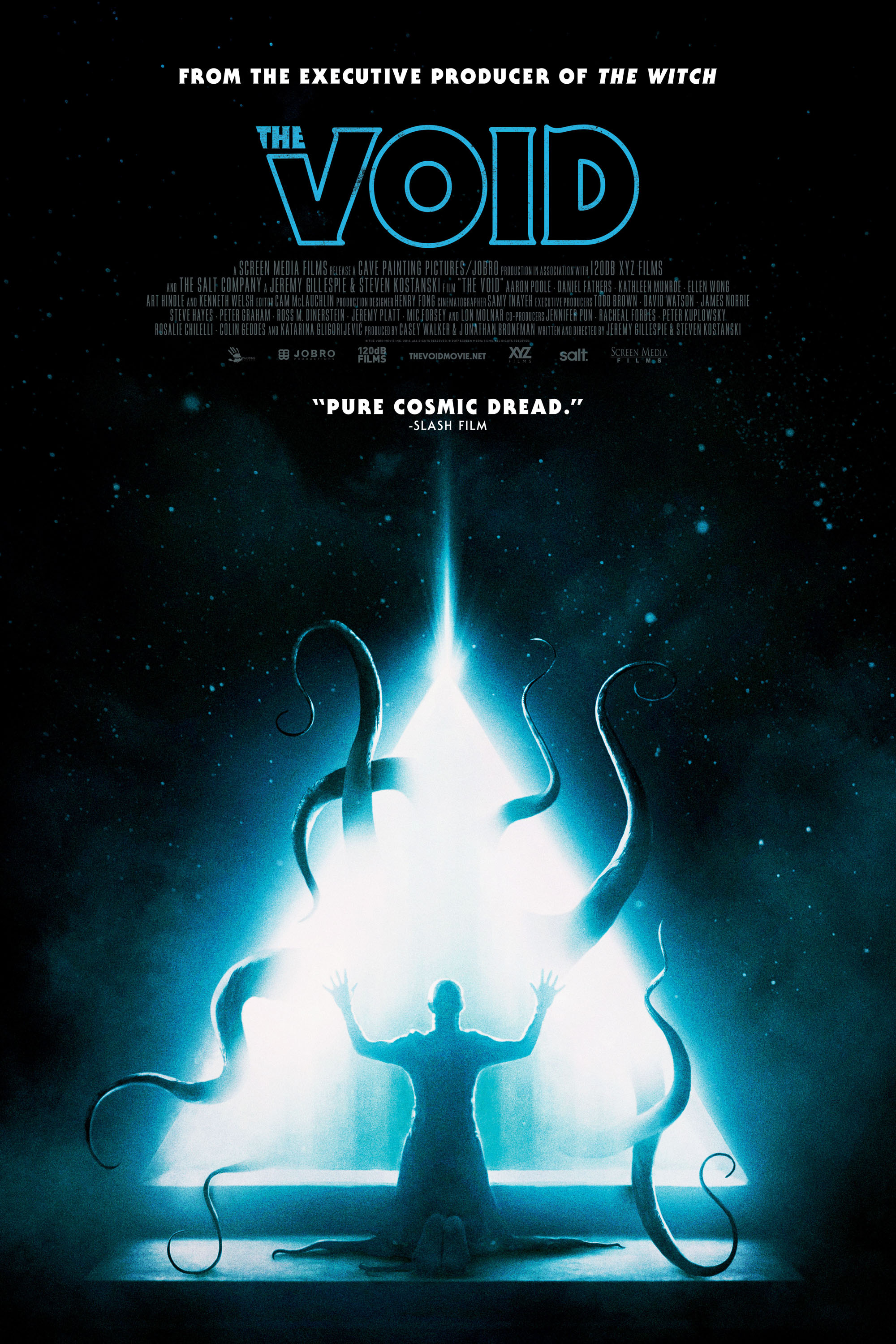 Poster for The Void