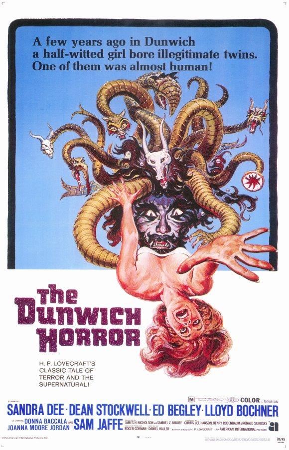 Poster for The Dunwich Horror