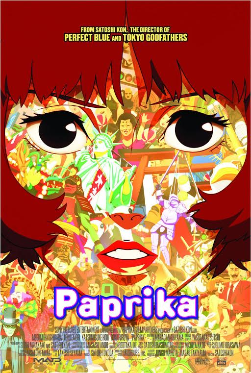 Poster for Paprika