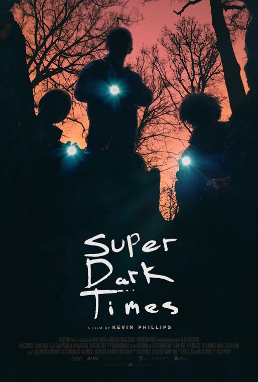 Poster for Super Dark Times
