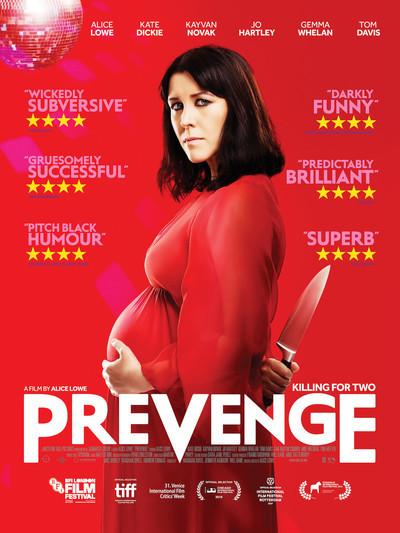 Poster for Prevenge