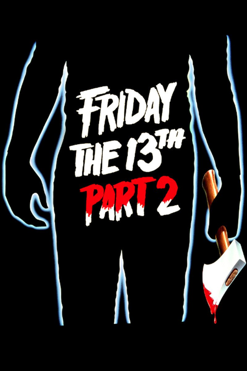 Poster for Friday the 13th Part 2