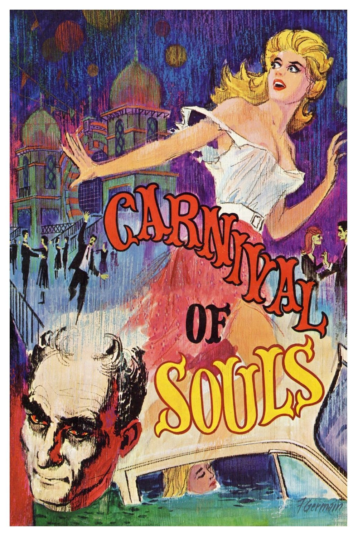 Poster for Carnival of Souls