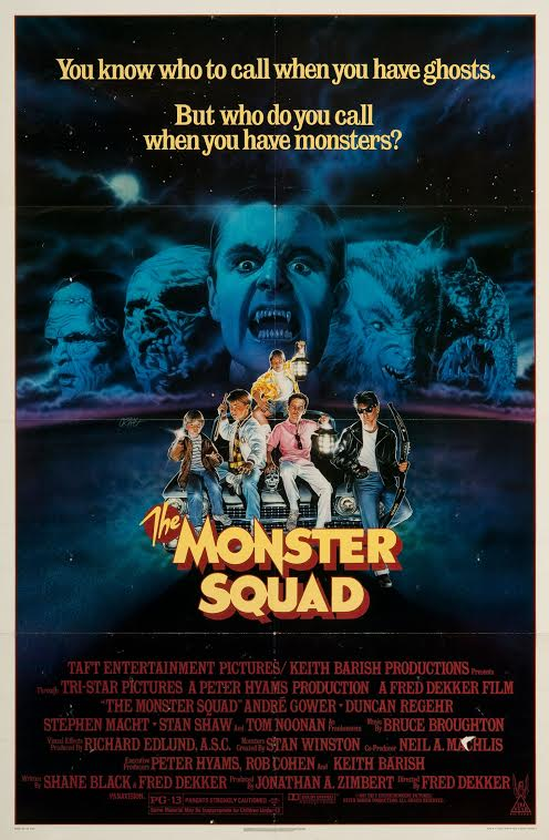 Poster for The Monster Squad
