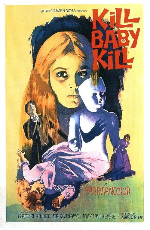 Poster for Kill, Baby, Kill