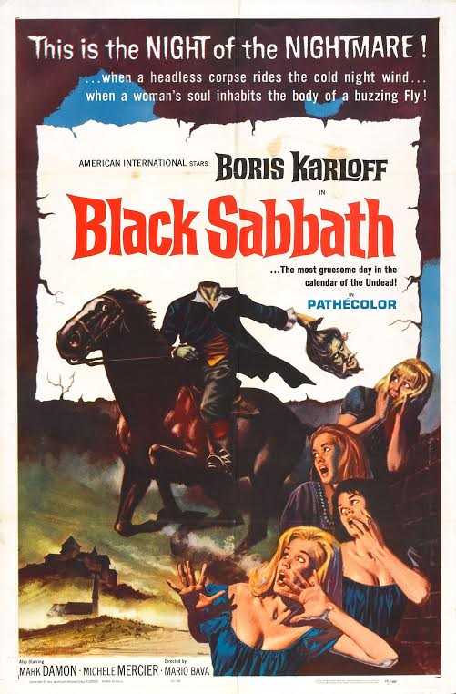 Poster for The Black Sabbath