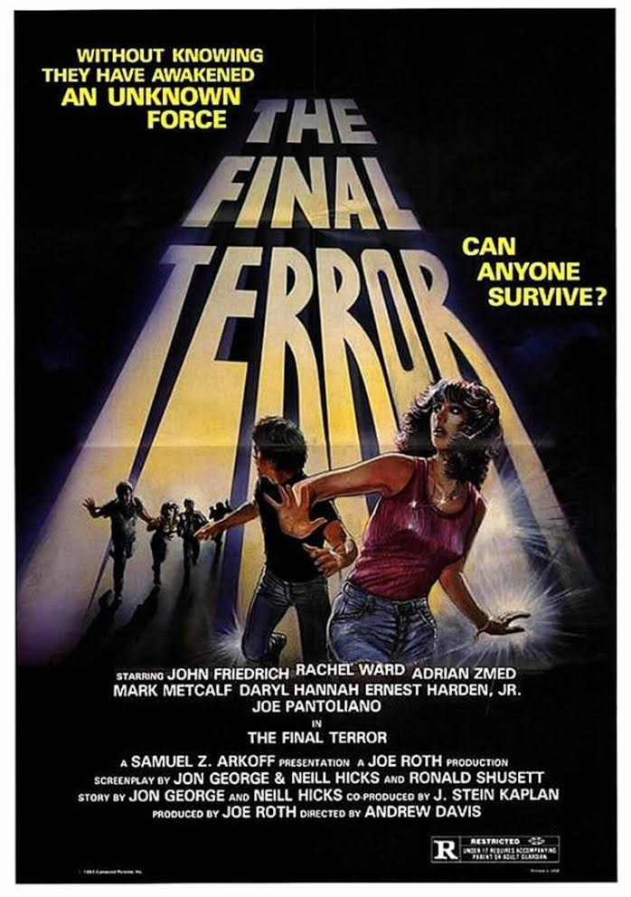 Poster for The Final Terror