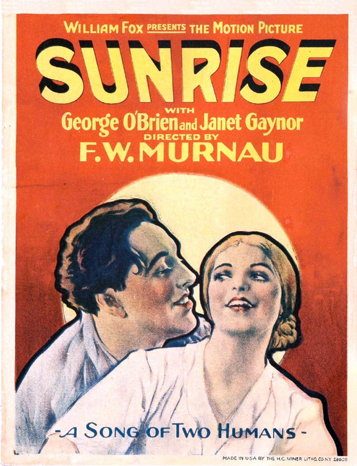 Poster for Sunrise