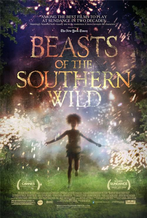 Poster for Beasts of the Southern Wild