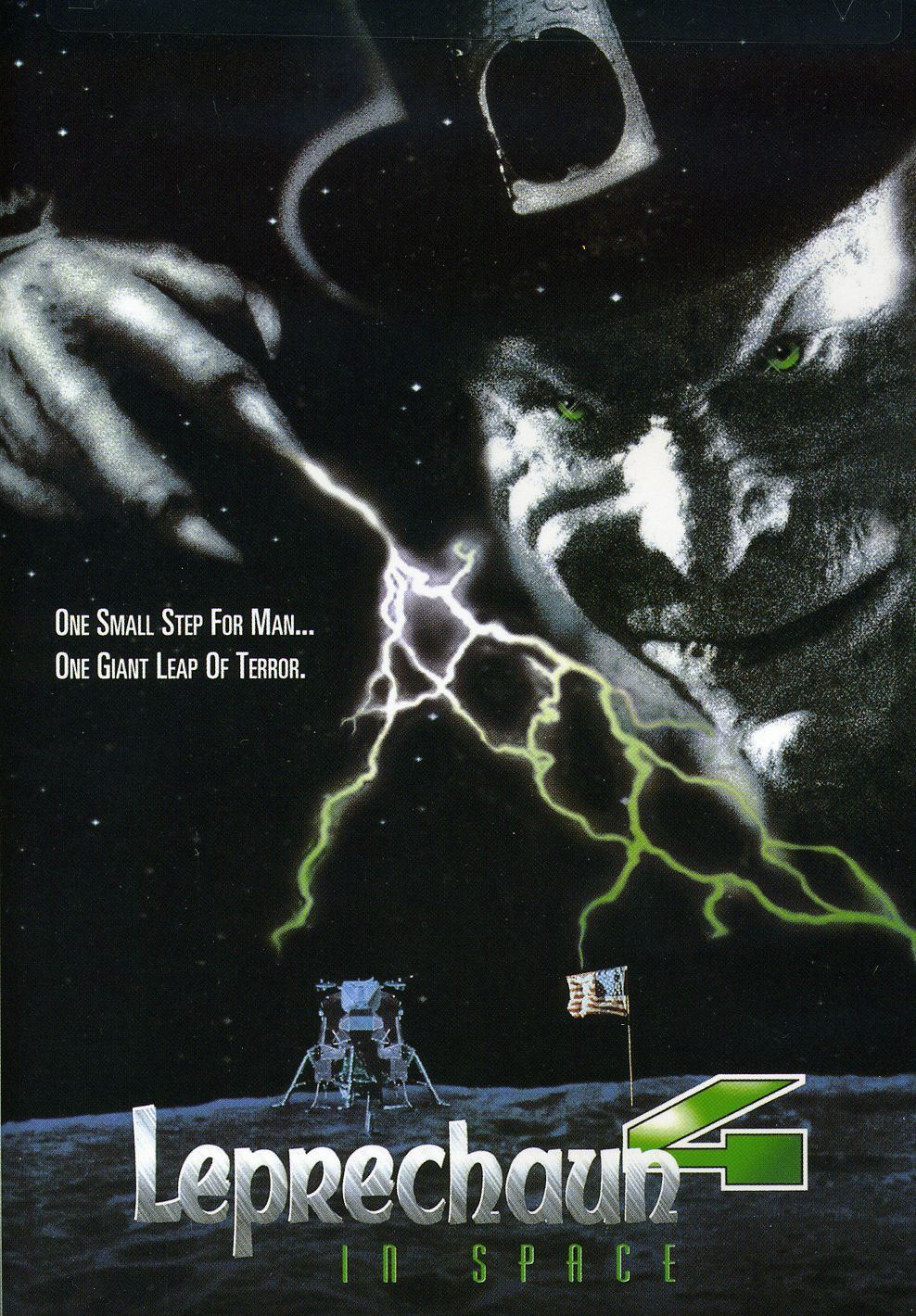 Poster for Leprechaun 4: In Space