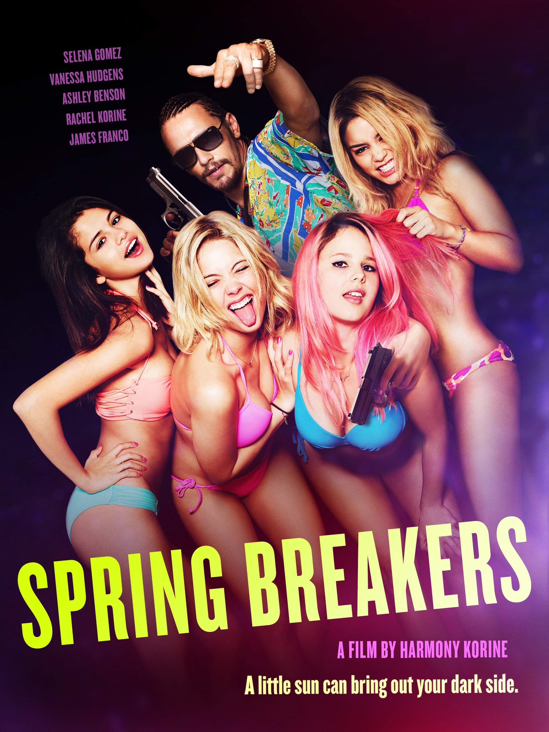 Poster for Spring Breakers
