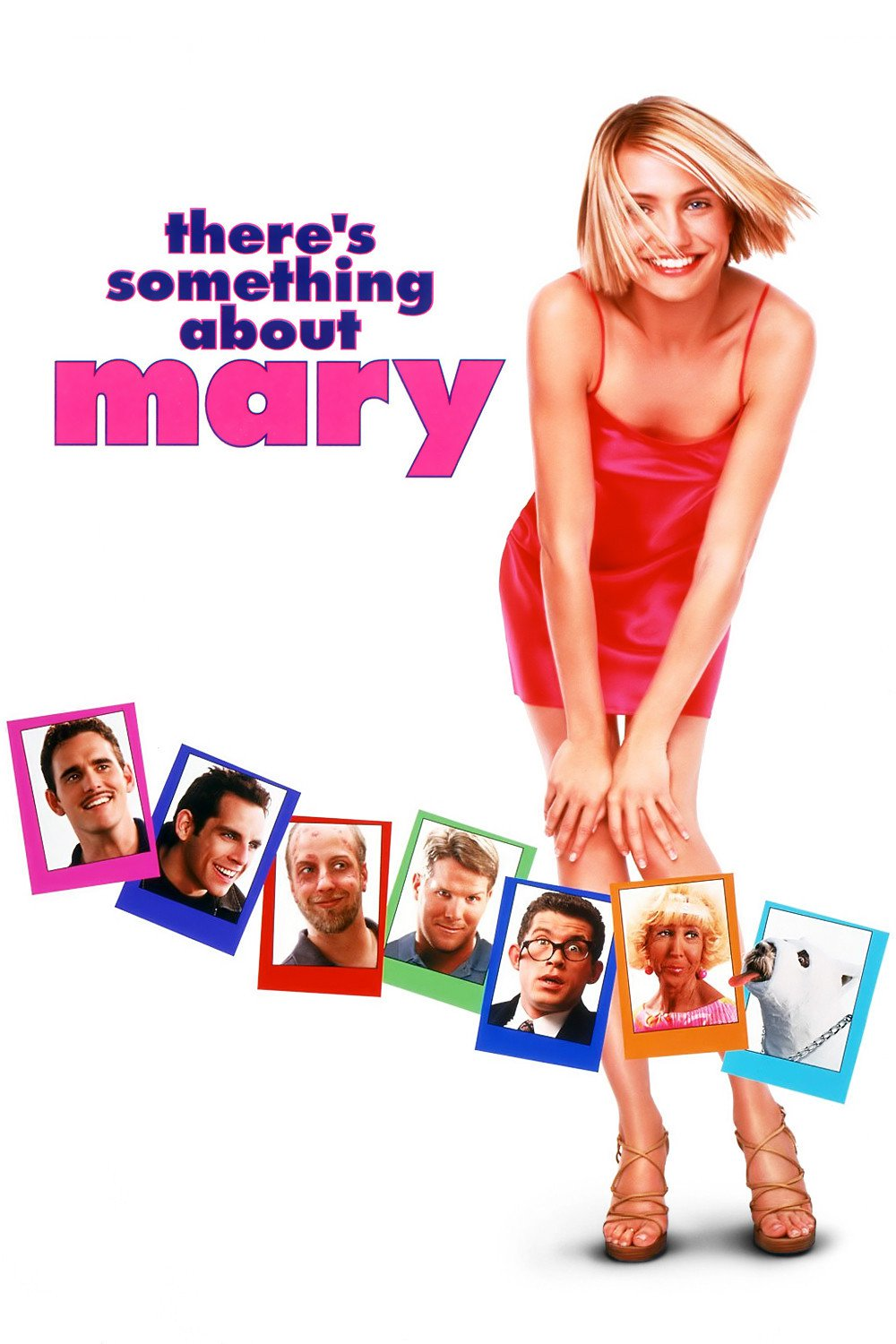 Poster for There's Something About Mary