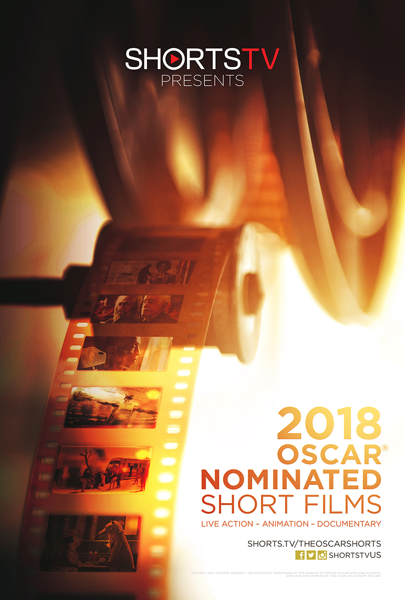 Poster for 2018 Oscar Animated Shorts