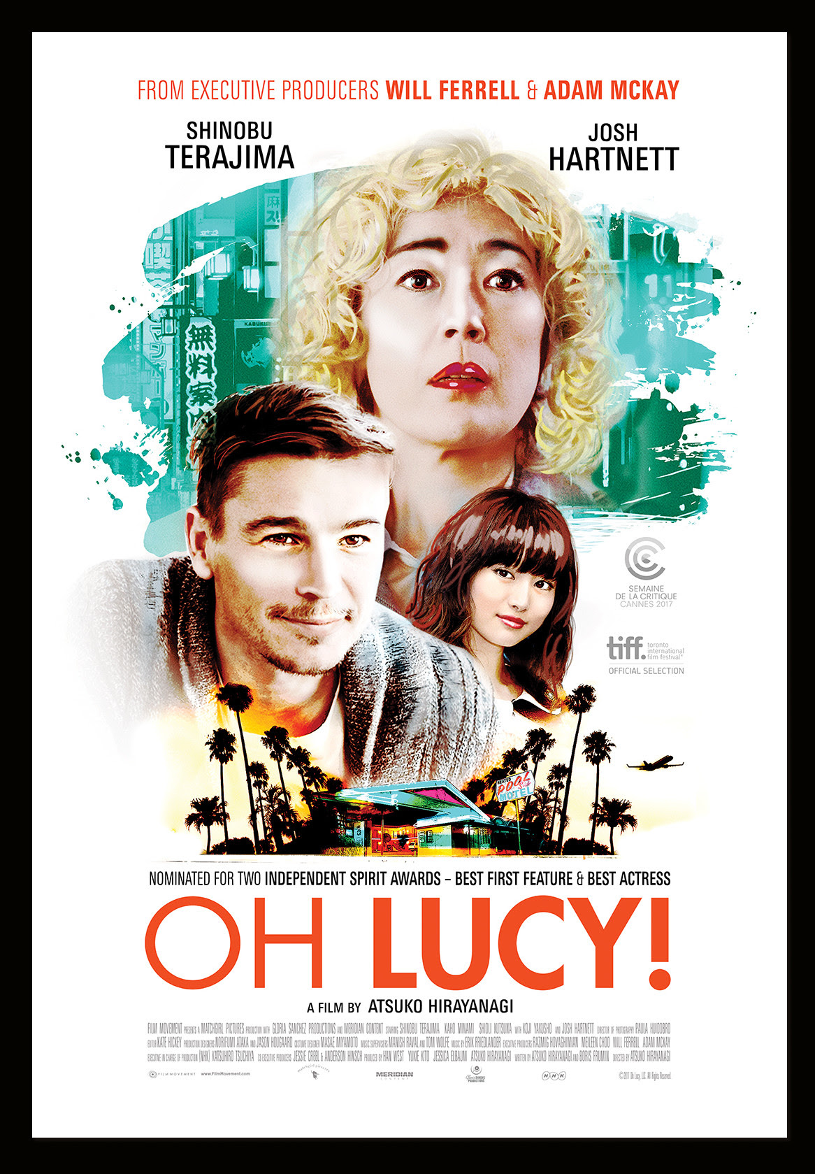 Poster for OH LUCY!