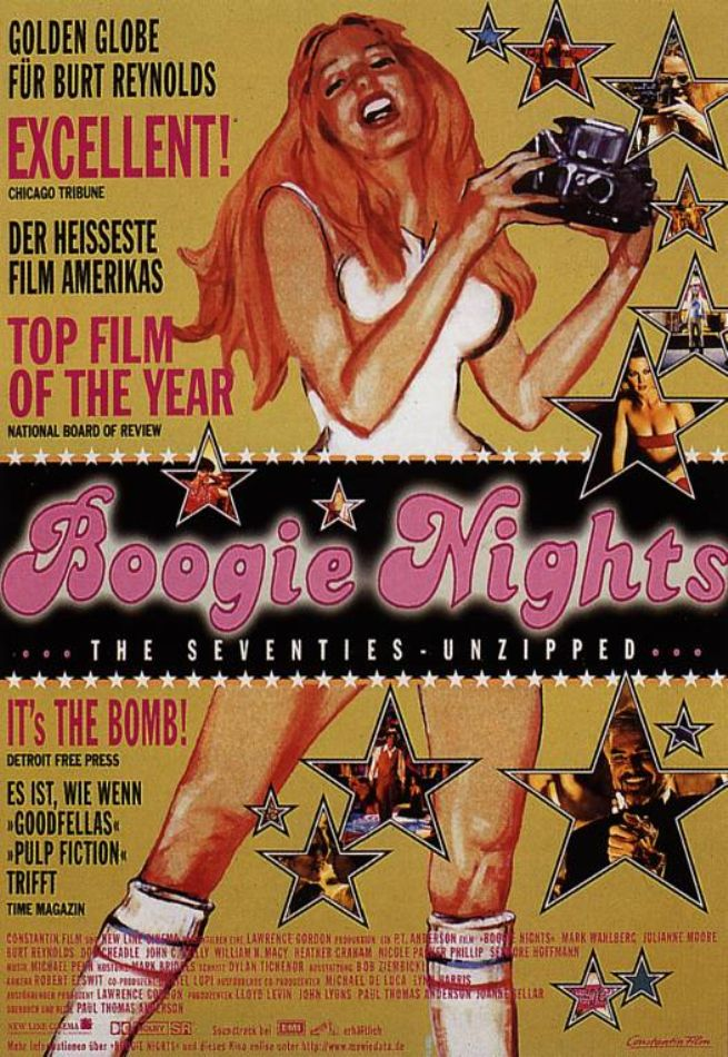 Poster for Boogie Nights