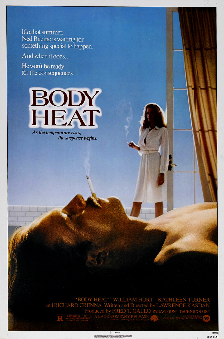 Poster for Body Heat