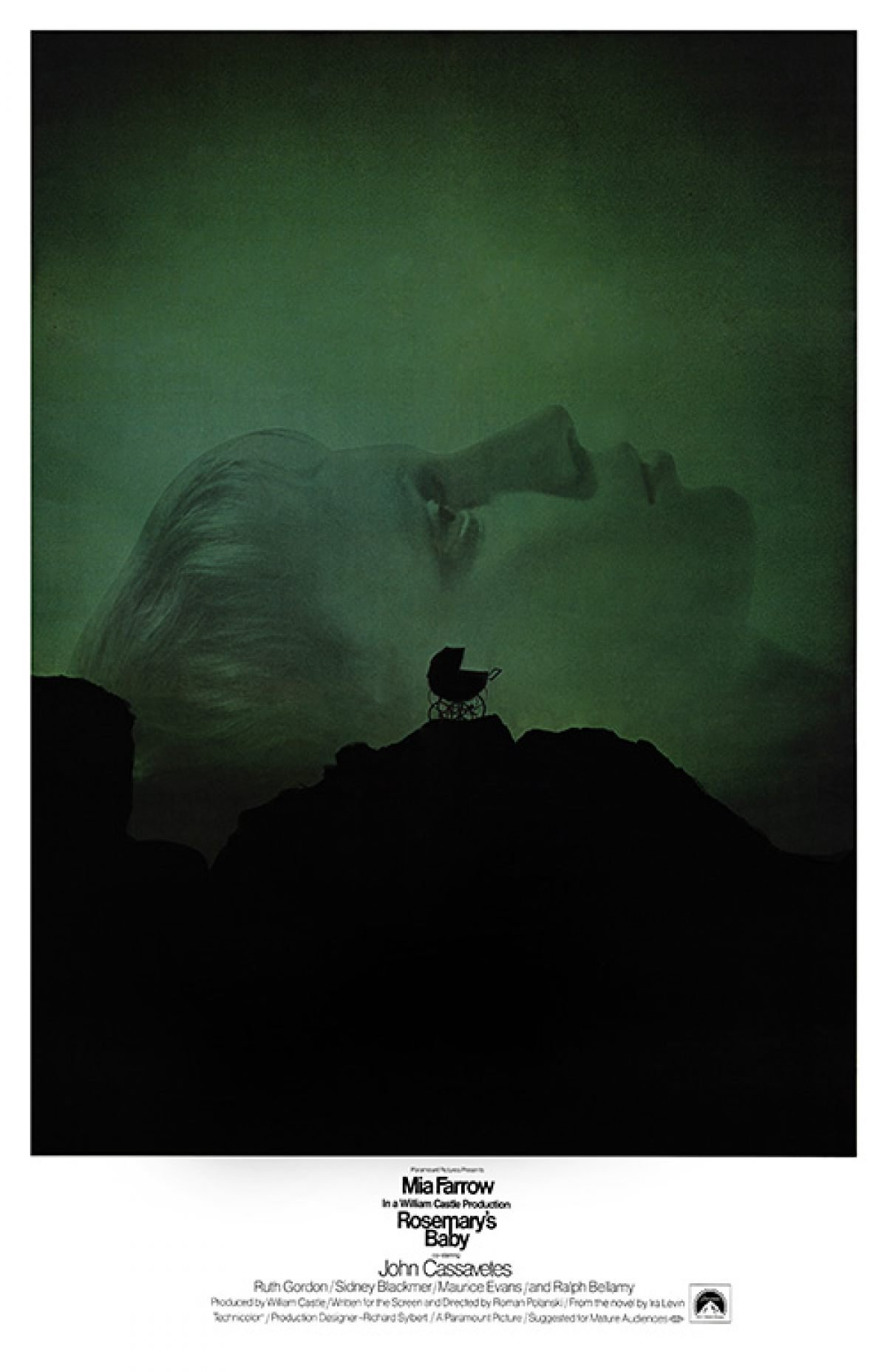 Poster for Rosemary's Baby