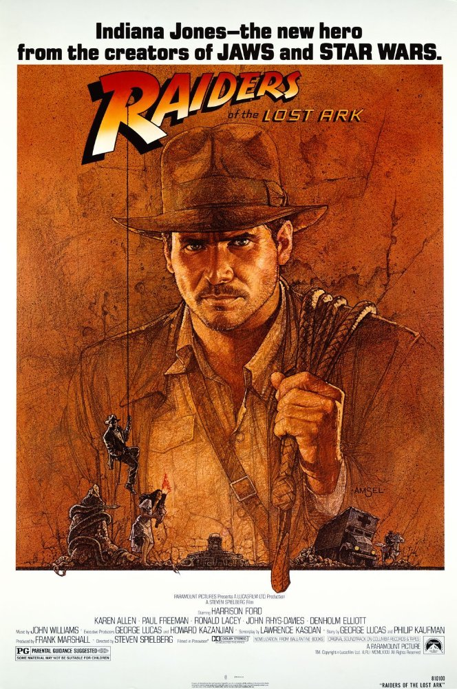 Raiders of the Lost Ark – Nitehawk Cinema – Williamsburg